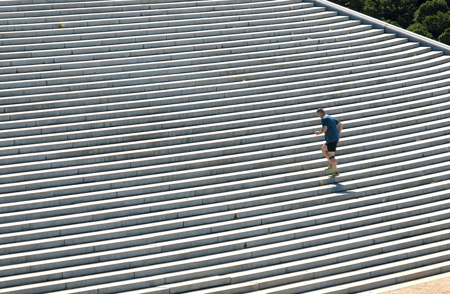 Five Best Outdoor Stair Workouts in DC