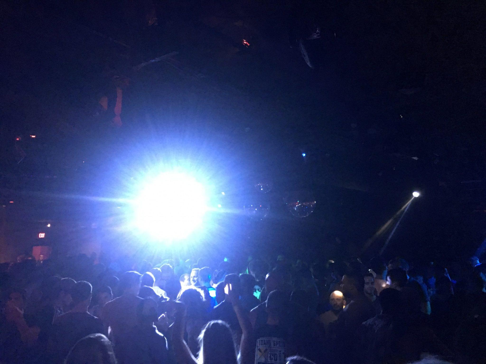 Town Danceboutique last night