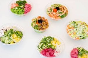 We Ranked Least Authentic Poke Bowls You Can Create Around DC