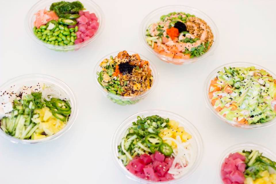 We Ranked the Least Authentic Poke Bowls You Can Create Around DC