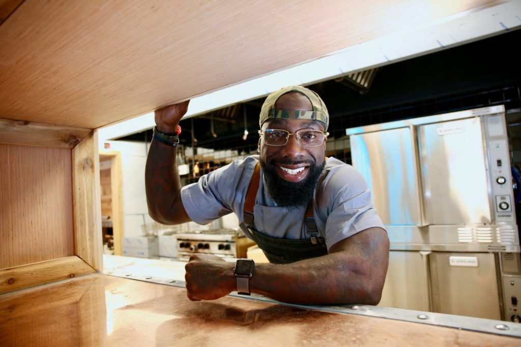 Meet The Nfl Player Turned Chef Opening An Oyster Bar In Dc