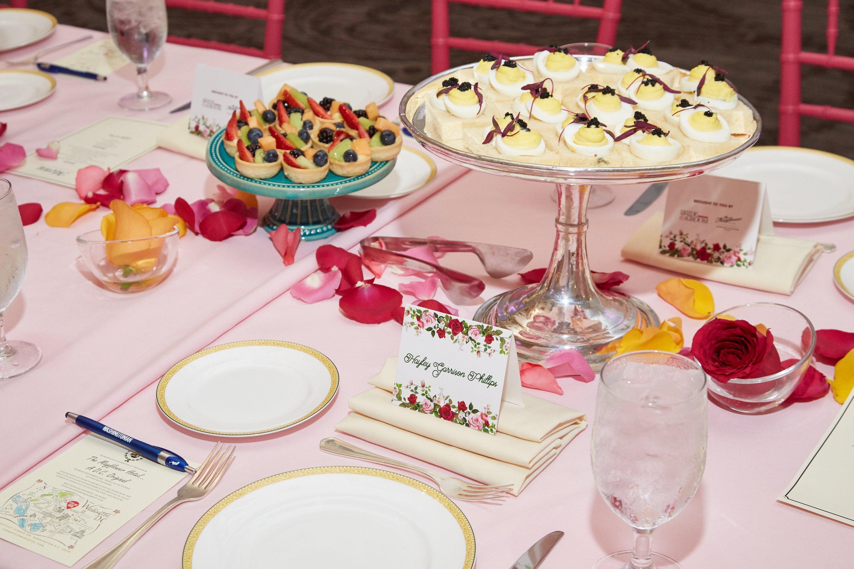 Photos: Washingtonian Bride & Groom Afternoon Tea | Washingtonian