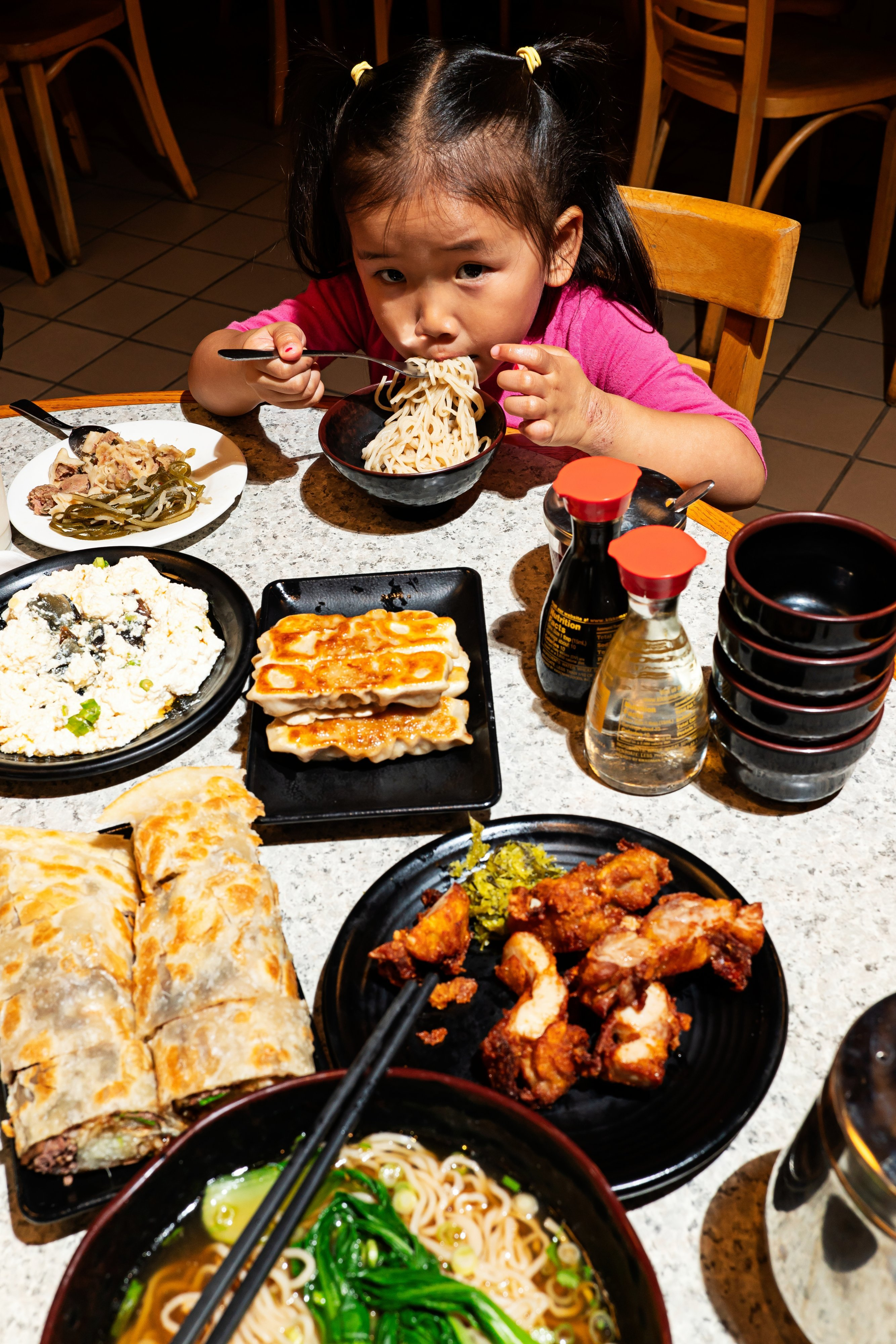 A&J best Chinese dim sum in Rockville Annandale DC-area.