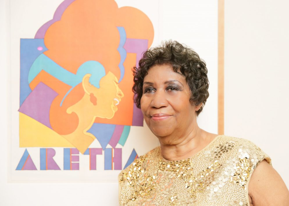 The National Portrait Gallery Is Installing an Aretha Franklin Portrait To Honor Her Legacy