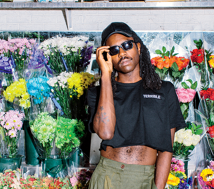 Photograph of Blood Orange by Bryan Derballa/New York Times/Redux.
