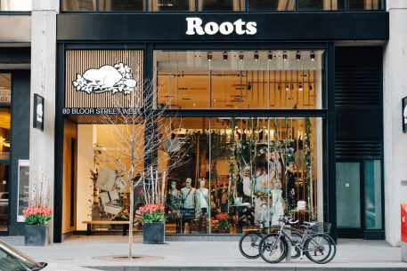 Canadian Retailer Roots is Opening One of its 'Cabin-Style' Stores in Georgetown