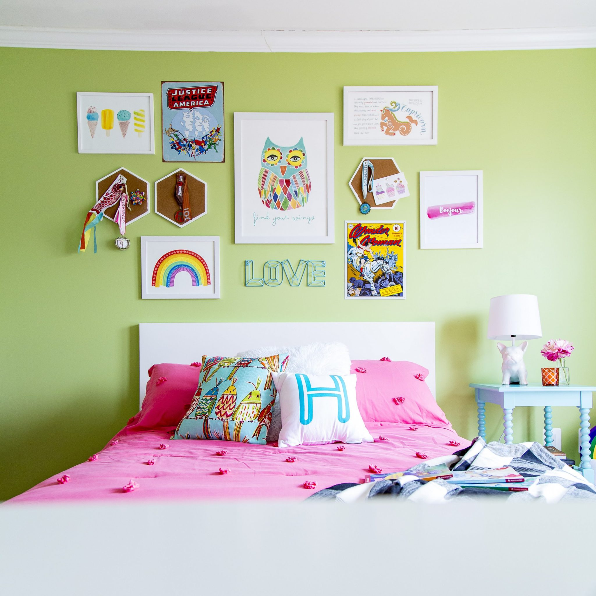 Look Inside My Home: A Bright, Kid Friendly Spot In Fairfax