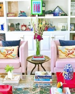 Look Inside My Home: A Colorful, Pattern-Filled House in Alexandria