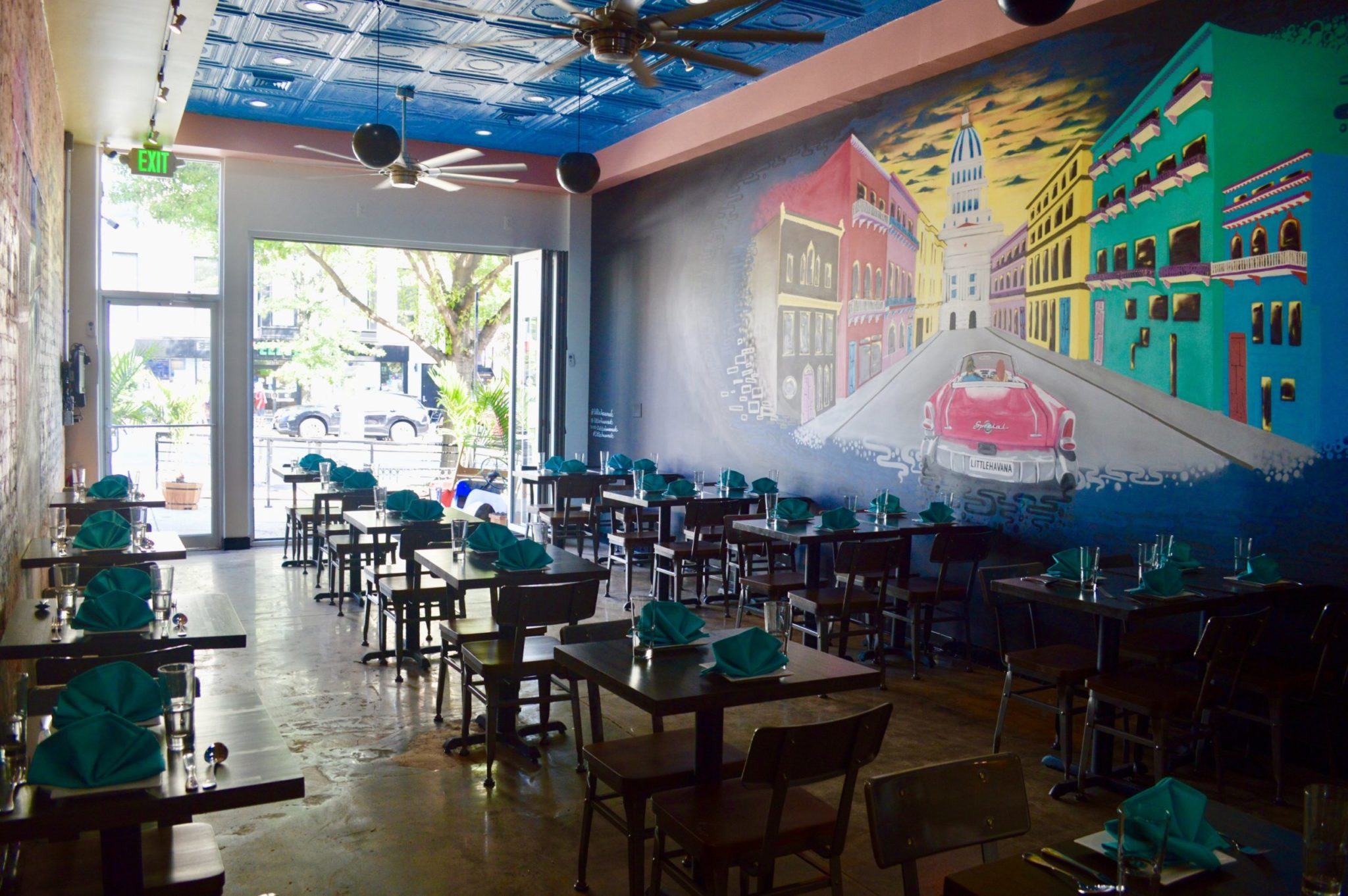 Little Havana Cuban restaurant DC