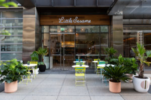 Little Sesame Is Reopening With New Hummus Bowls, Pita Sandwiches, and Tahini Soft-Serve