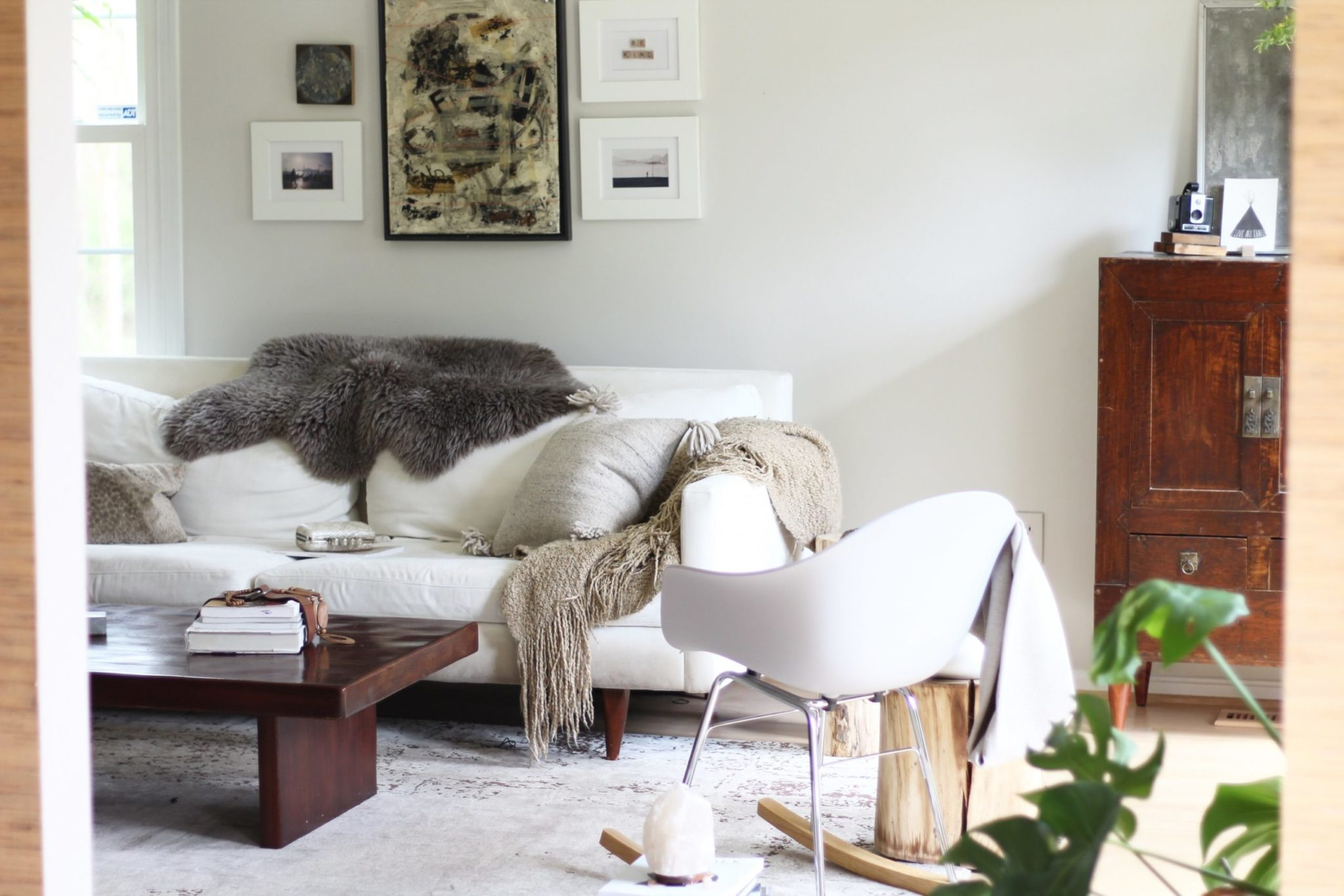 Look Inside My Home: A Boho-Chic Oasis in Great Falls
