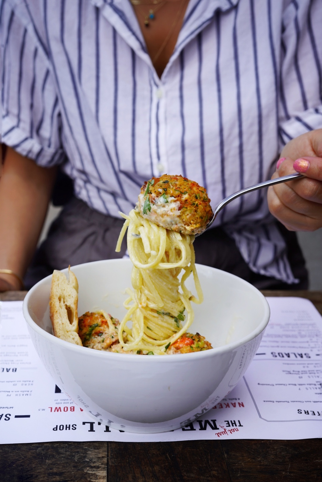 The Meatball Shop NYC comes to DC 14th Street.