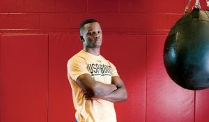 How a Local Boxing Club Prepared This Alexandria Native to Be a National Champion