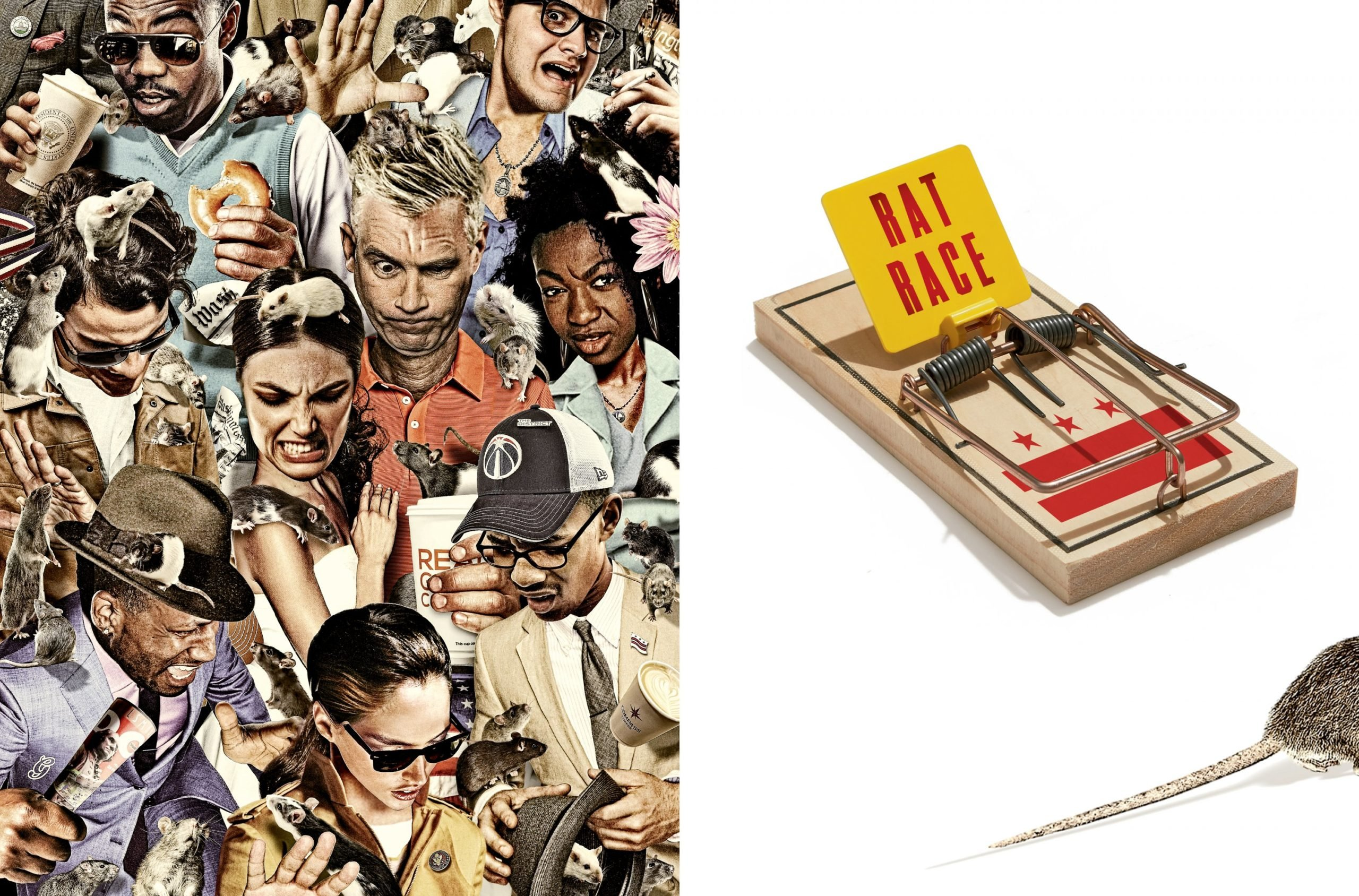 Photo-illustration by Eddie Guy. Rat trap photograph by Jeff Elkins.
