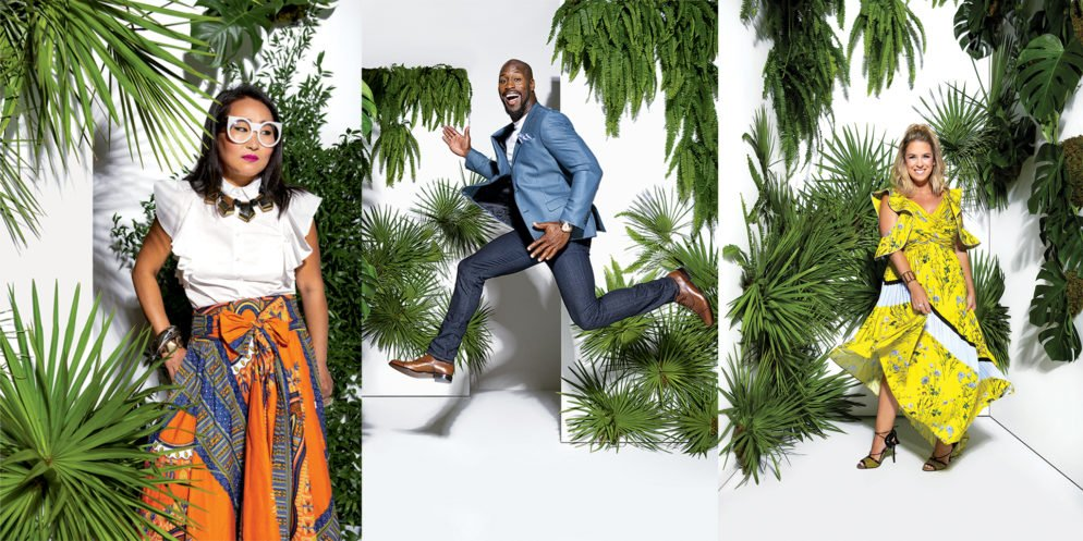 Check Out the Inspiring Personal Style (And Killer Outfits) of Nine of the Most Fashionable People in DC Right Now