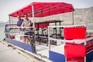 A BYOB Paddle Boat Pub Is About to Launch in DC