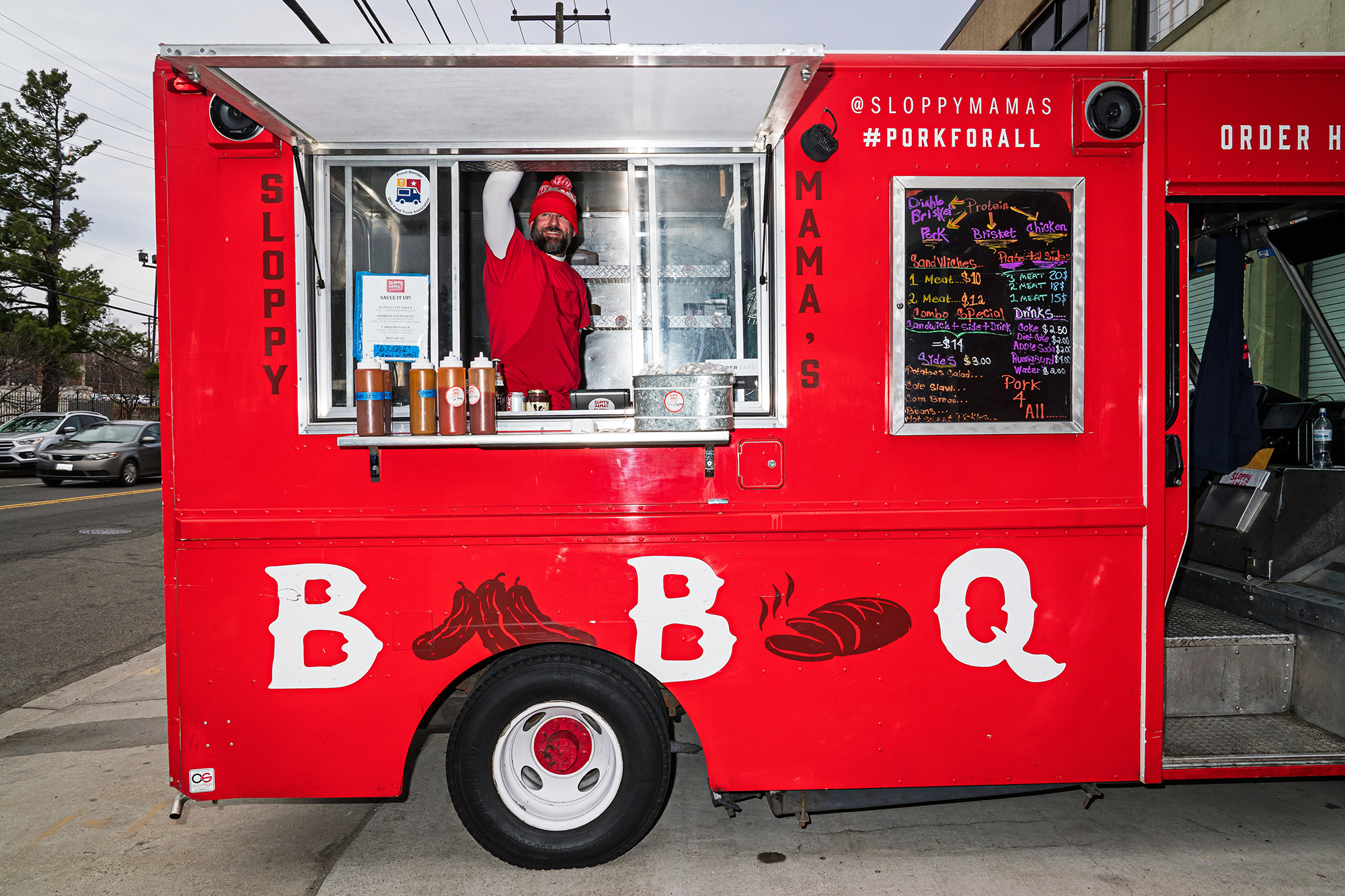 The 100 Best Places to Eat Cheap Around Washington DC Dc Food Truck Map on