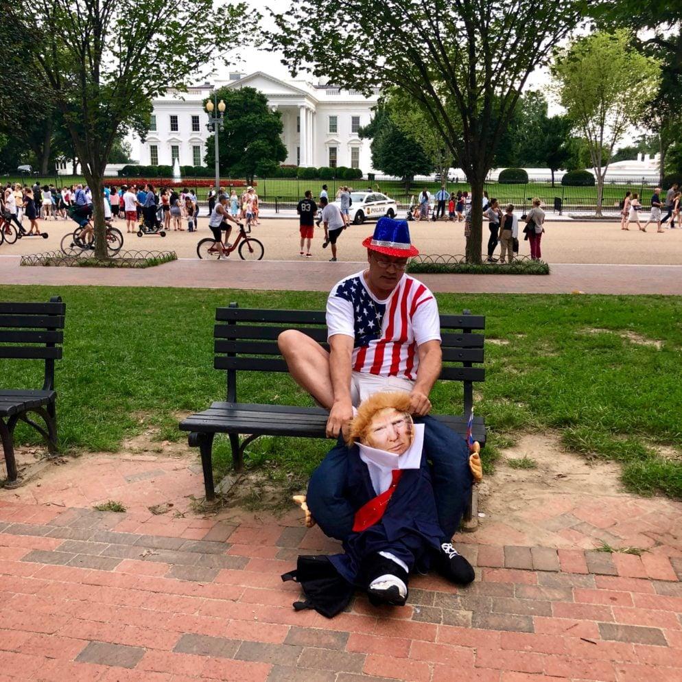 Washingtonian Today: You Should Care About This Suit Against Alex Jones