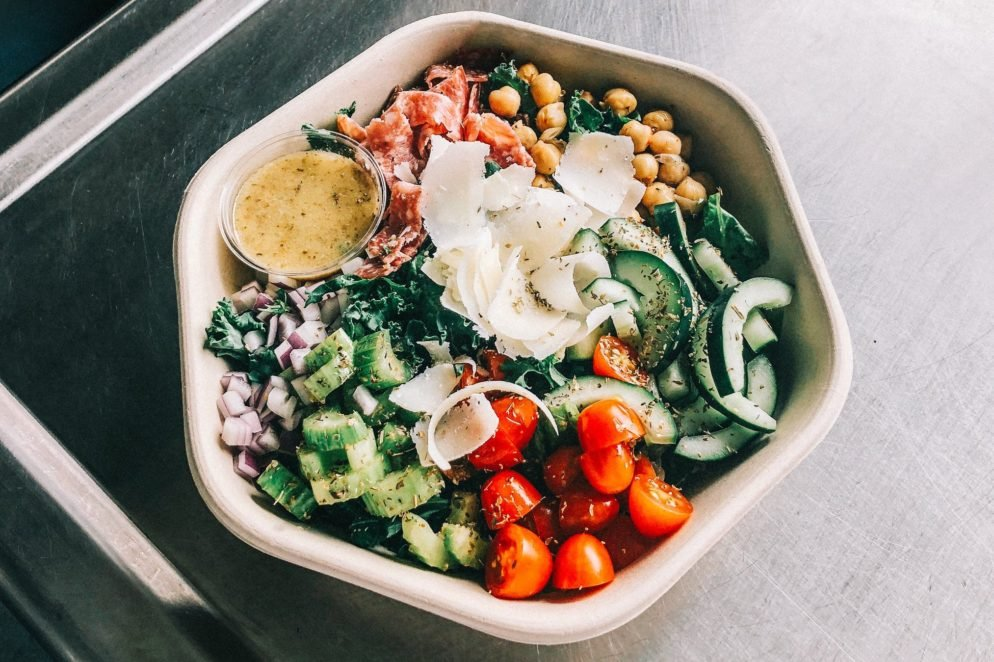 Here's Why Sweetgreen Is Switching to Hexagonal Bowls
