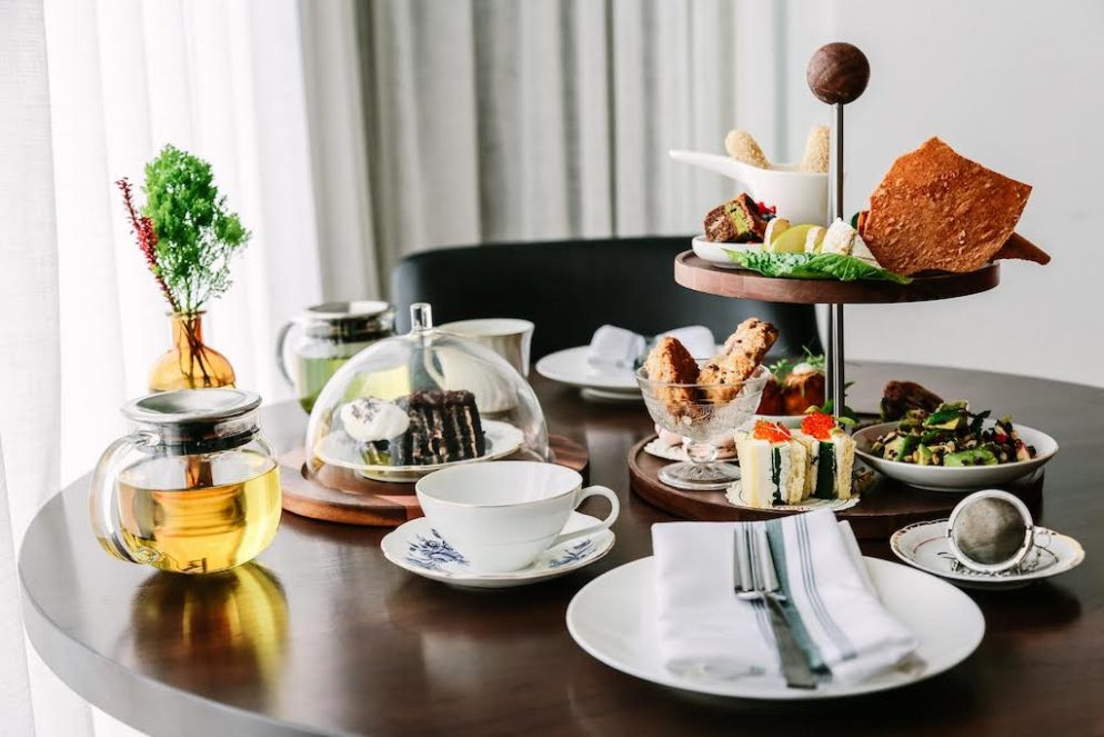 Have Your Cake and Eat Dumplings Too at Brothers and Sisters' New Afternoon Tea