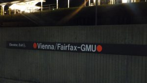 People Want to Block White Supremacists From Parking at the Vienna Metro Station