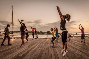 Here Are The Best Free Fitness Classes Around DC This Week: August 6-12