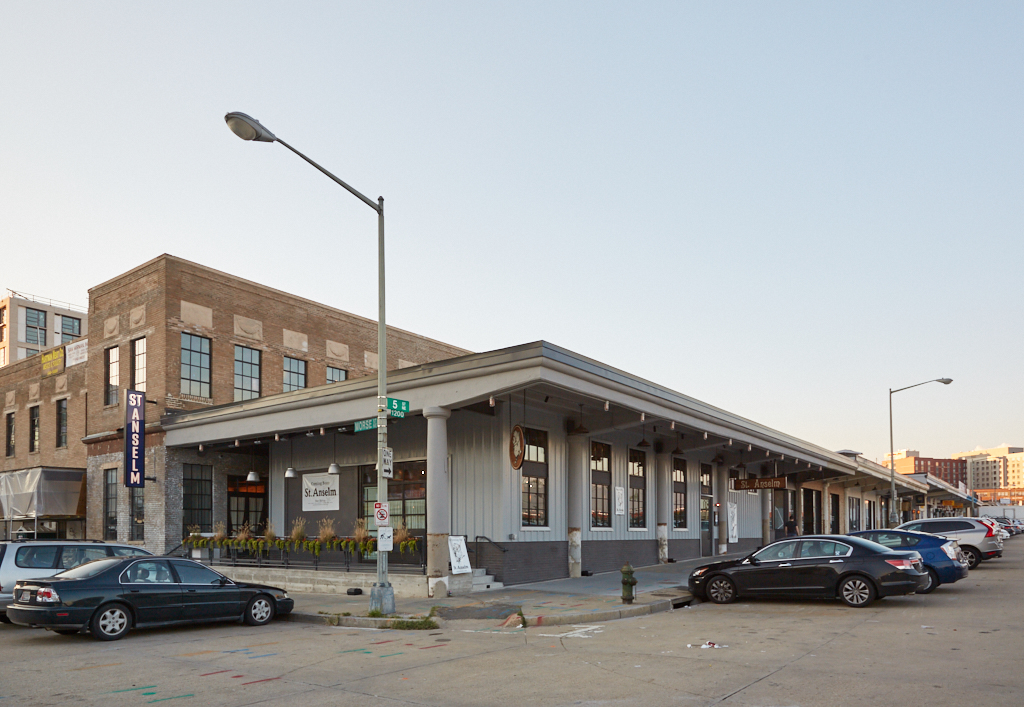 St Anselm Takes Over A Former Warehouse E Near Union Market