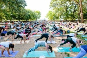 Here Are The Best Free Fitness Classes Around DC This Week: September 4-9
