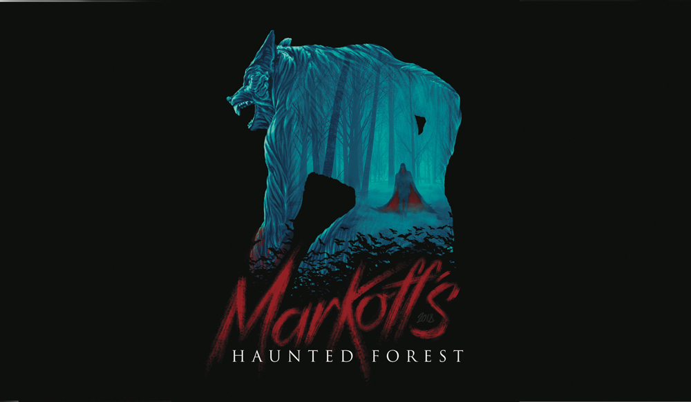 Markoff's Haunted Forest & Deadly Dinners at Calleva Farm