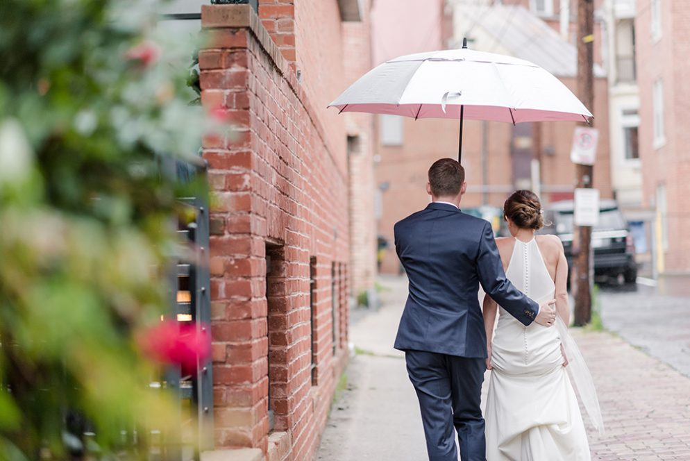 These Couples Are Preparing for Hurricane Florence to Hit Their Weddings