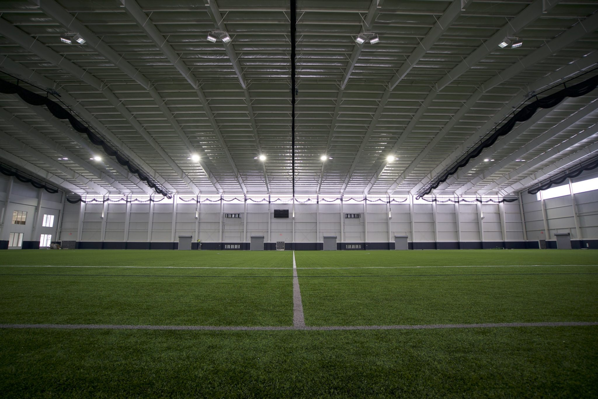 Inside the St. James, Northern Virginia's Massive Sports Complex
