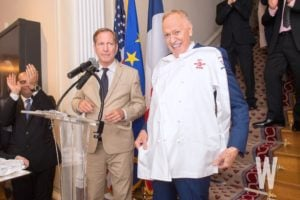 DC's First Three-Star Michelin Restaurant Was Celebrated in High-Style