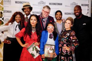 Photos from Washingtonian's 2018 Style Setters Party
