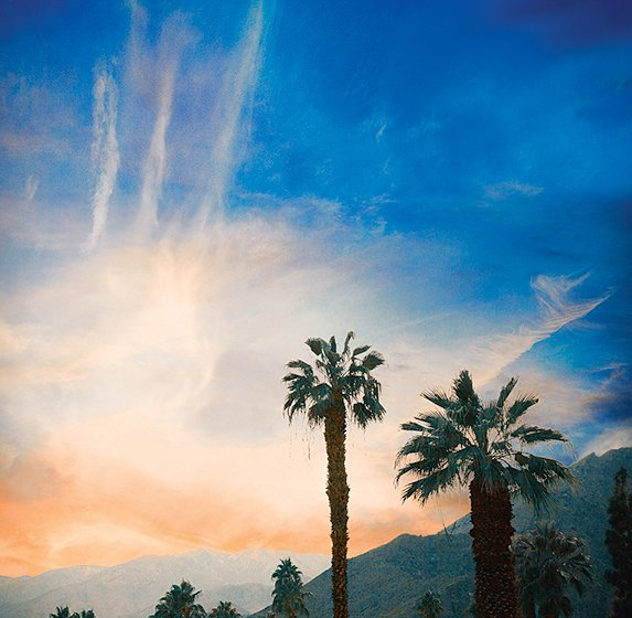 Desert cool and, yes, palm trees await in Palm Springs.