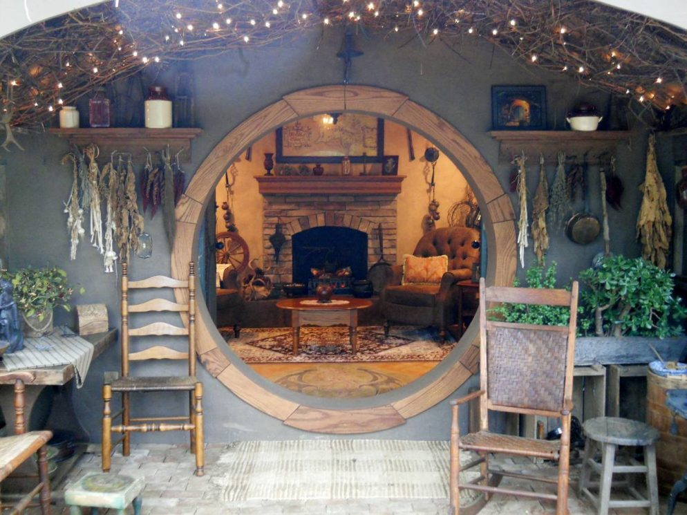 Live Like a Hobbit in This Virginia Airbnb Fit for Frodo Baggins