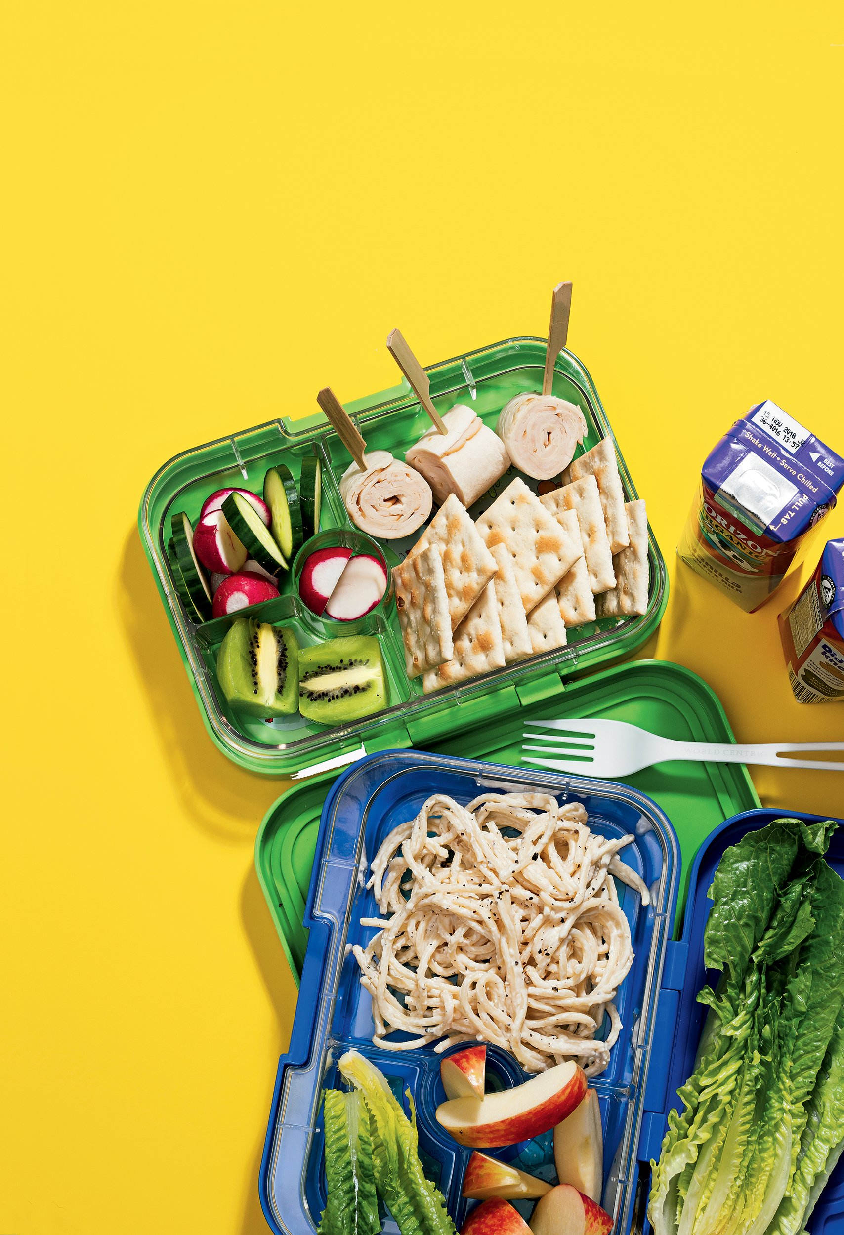 What Do Top Chefs In The Dc Area Pack Their Kids For Lunch