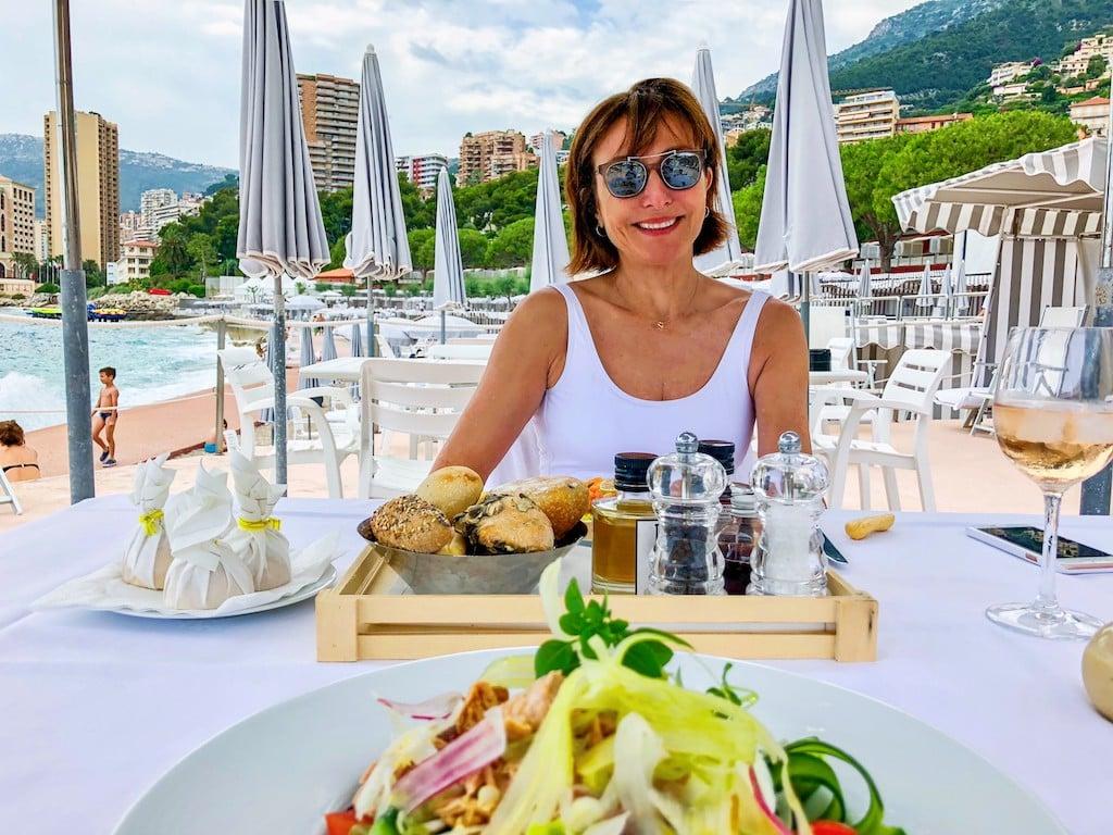 Where the Ambassador of Monaco Eats Around DC