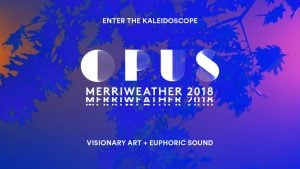OPUS MERRIWEATHER: A magical night of visionary art and euphoric sound.