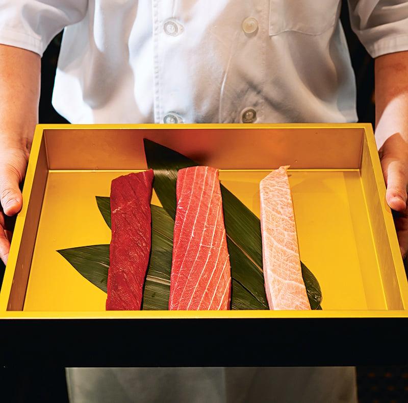 Restaurant Review: Sushi Nakazawa