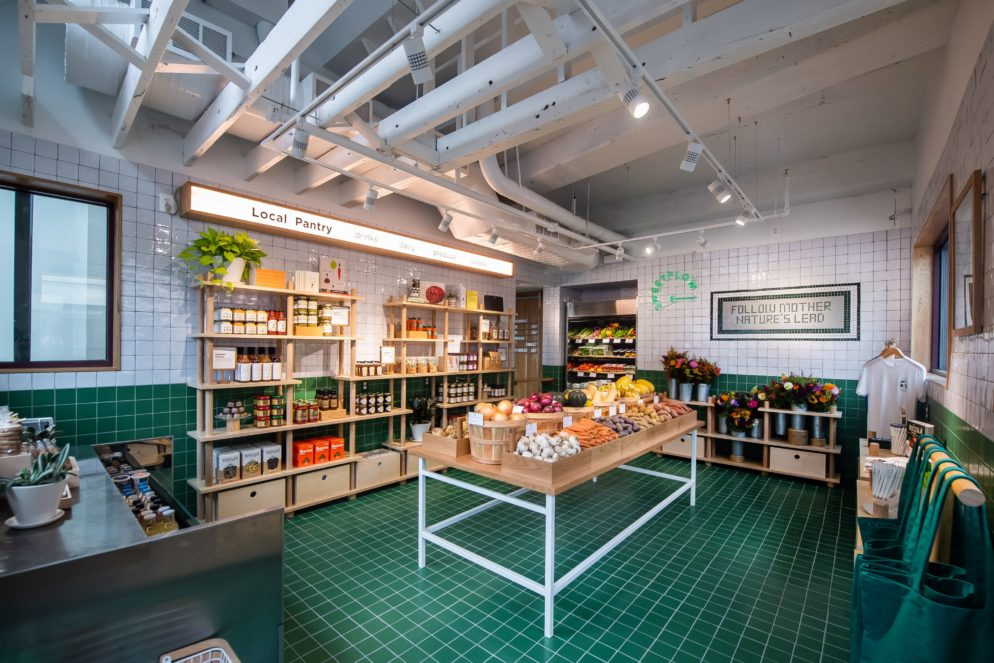 Sweetgreen's First Market Opens This Week With Frozen Yogurt and Local Produce