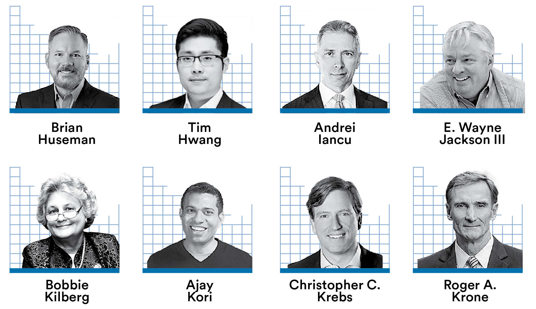 Tech Titans 2018: Washington's Top Tech Leaders