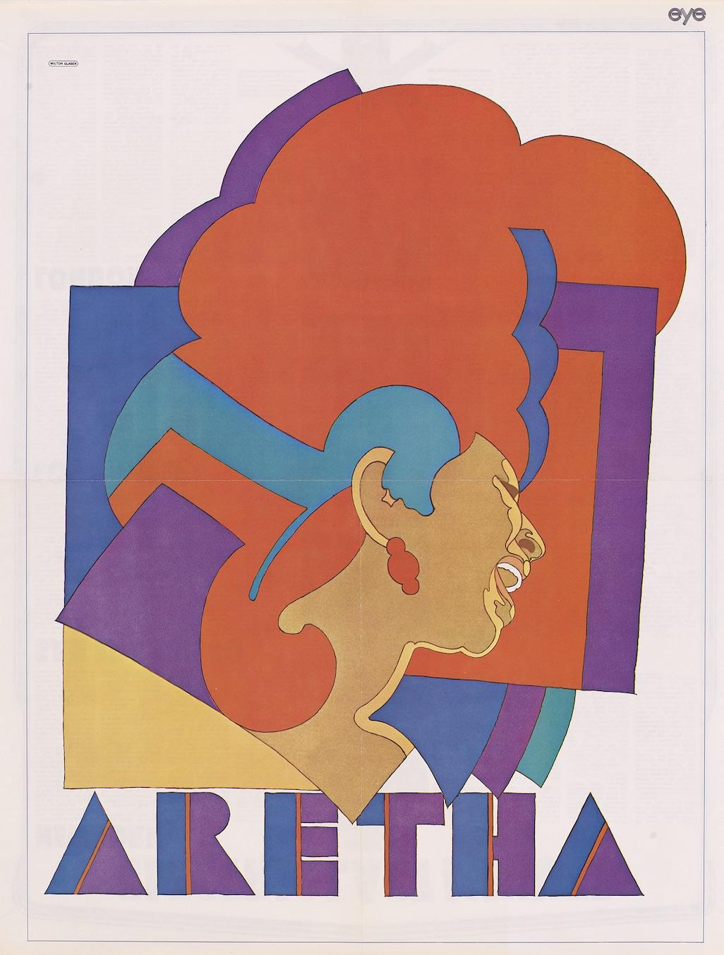 Aretha Franklin Portrait Gallery