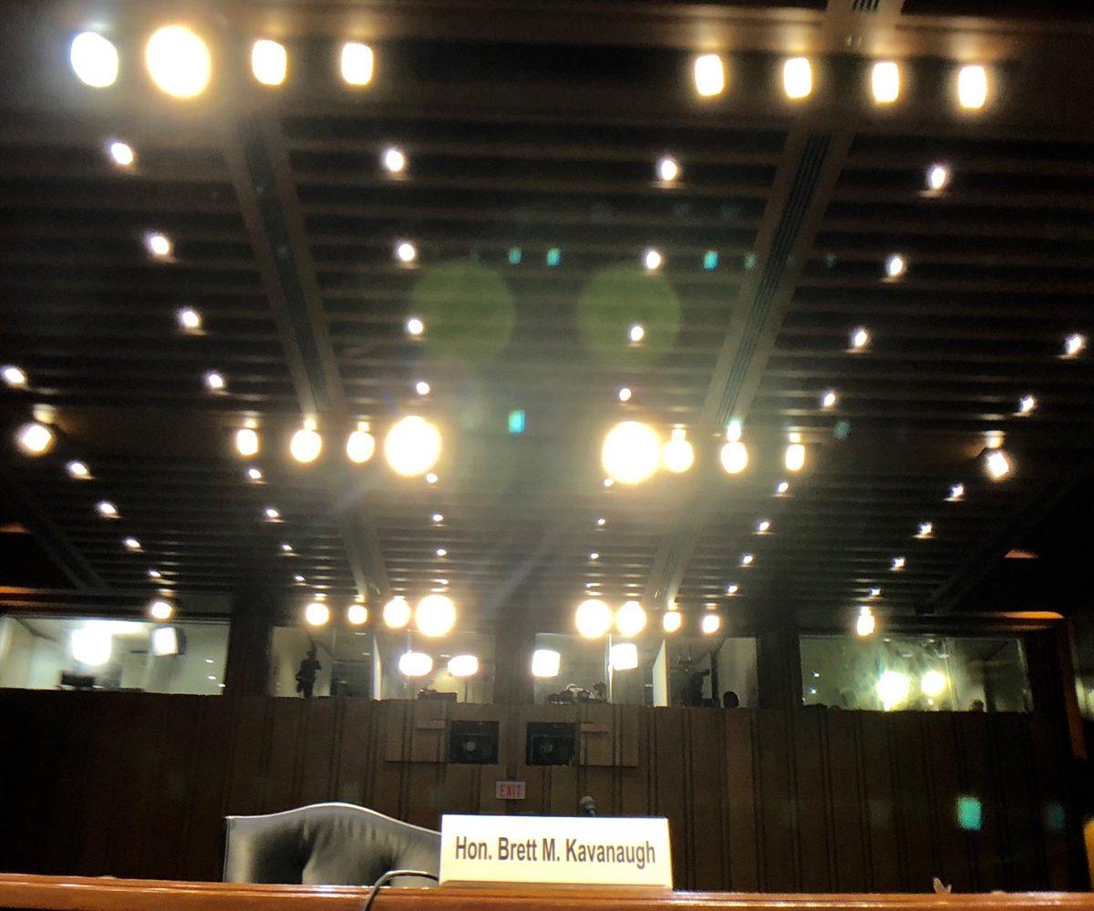 Kavanaugh hearings