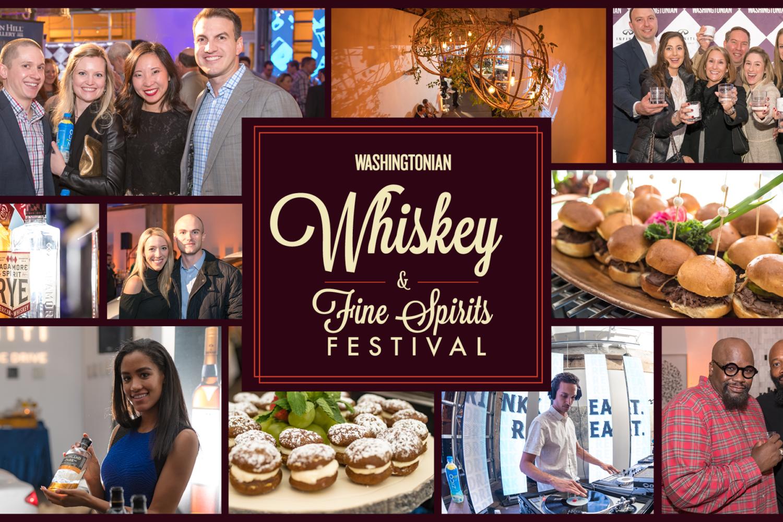 Washingtonian Whiskey & Fine Spirits Festival