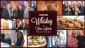 Washingtonian Whiskey & Fine Spirits Festival