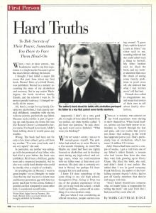 Kavanaugh's Character Witness Once Wrote About His Family for Washingtonian. Check Out What His Brother Wrote in to Rebut Him.