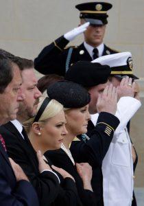 PHOTOS: Washington Says Goodbye to John McCain