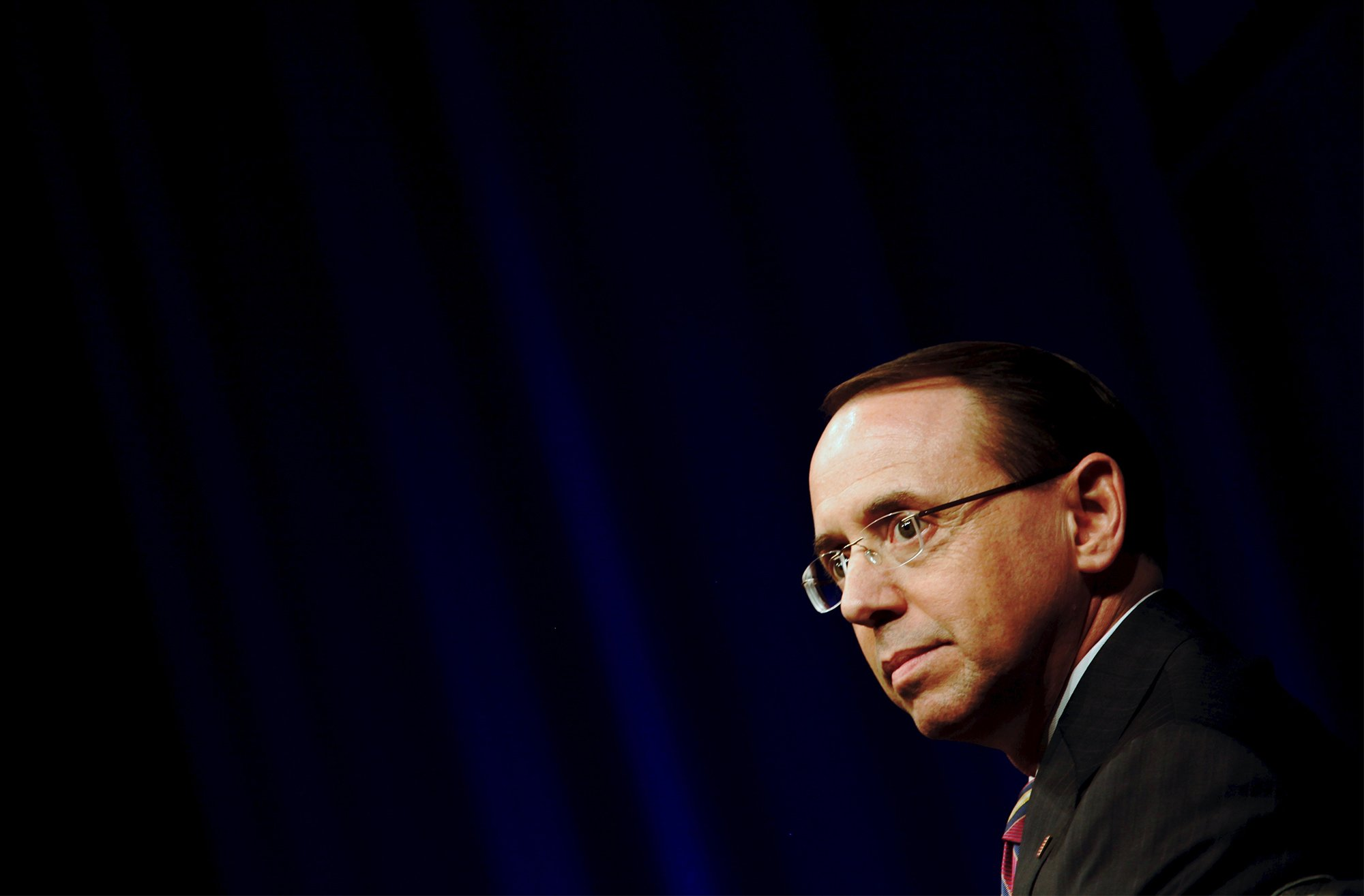 The Making of Rod Rosenstein