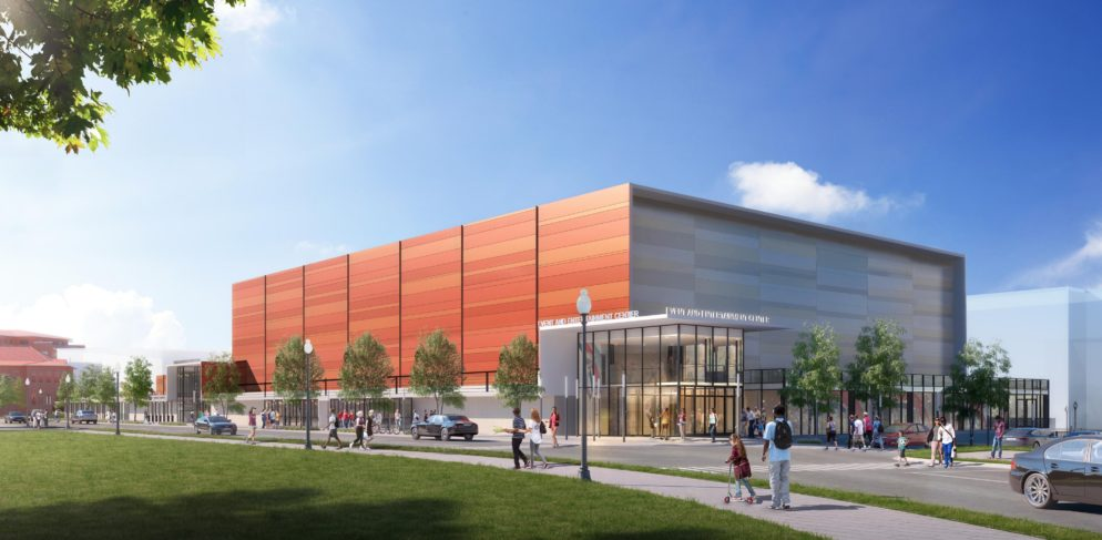 DC's Newest Sports Complex Will Open September 22 in Congress Heights