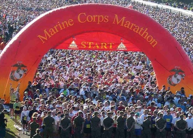 9 Tips for Running the Marine Corps Marathon